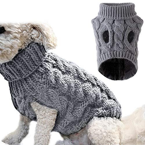 Sunshine smile Haustier Pullover,Haustier Katze Hund Pullover,Katze Hund Pullover,Strickwaren Haustier Pullover,Hundemantel,Hundejack,Hund Katze Strickpullover,Hundekostüm Weihnachten