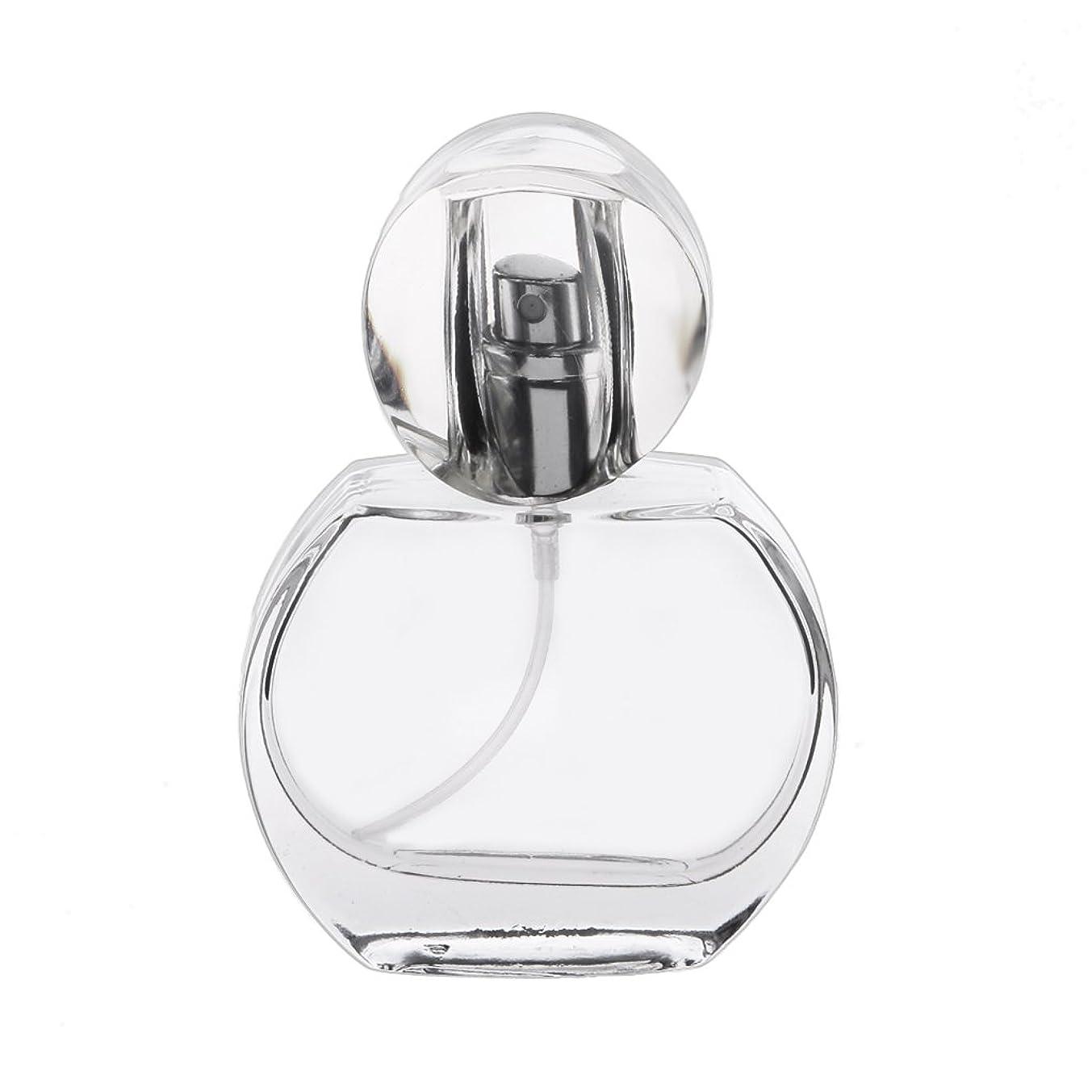 懐疑論コックヨーグルトSONONIA  30ml クリスタル エンプティ 空 香水瓶 スプレーボトル アトマイザー 詰め替え 携帯便利