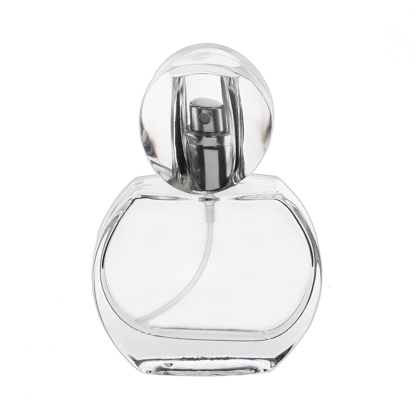 小道具恐ろしい恵みSONONIA  30ml クリスタル エンプティ 空 香水瓶 スプレーボトル アトマイザー 詰め替え 携帯便利