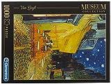 Clementoni Pingüinos De Madagascar Puzzle 1000 pzas Museum Van Gogh Café, 12+ (31470)