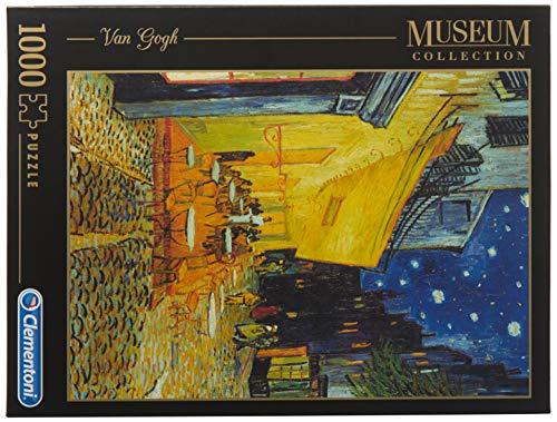 Clementoni- Museum Collection: Van Gogh-Esterno Caffè di No