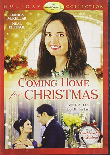 Coming Home For Christmas Hallmark dvd