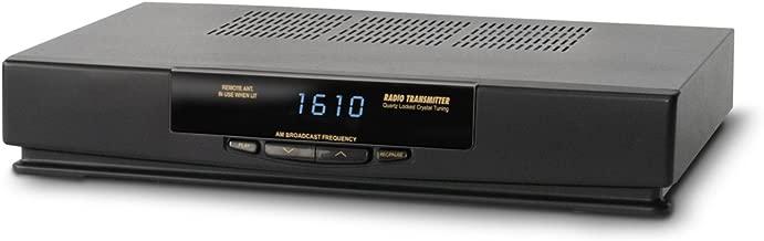 Talking House Transmitter System with i A.M. Radio Enhanced Audio Option