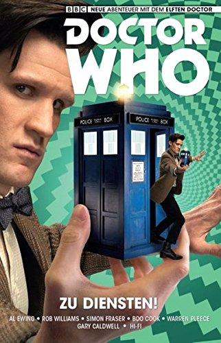 Doctor Who - Der elfte Doktor, Band 2: Zu Diensten (Comic)