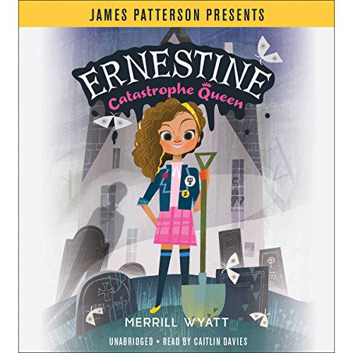 Ernestine, Catastrophe Queen audiobook cover art