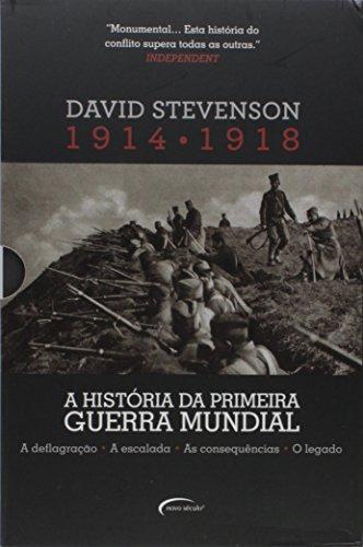 Box 1914-1918: a história da Primeira Guerra Mundial