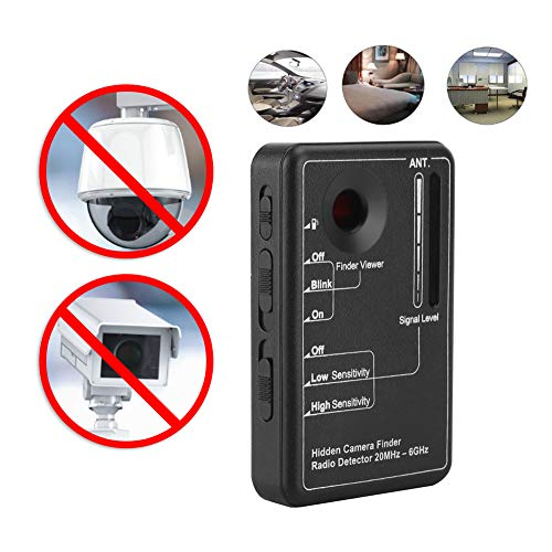 Fantastic Deal! Stcamtancq Portable High Frequency Detector Wireless Bug Detector Signal Forgsm List...