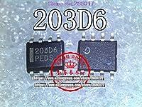 5PCS NCP1203D60R2G NCP1203D6 NCP1203 203D6 SOP8 In Stock