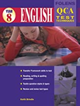 Year 8 QCA Test Techniques Student Book