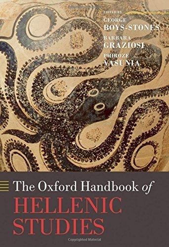 The Oxford Handbook of Hellenic Studies (Oxford Handbooks) (2009-10-18)