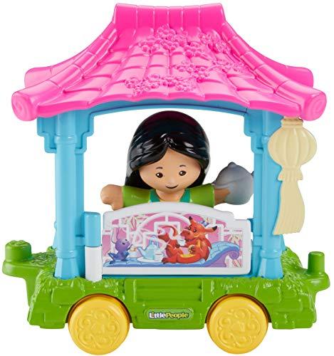 Fisher-Price Little People Disney Princess Parade, Mulan