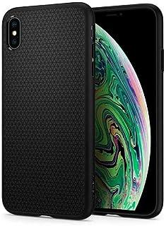 Spigen New iPhone XS MAX Case Liquid Air Matte Black (Ver.2) 065CS25126
