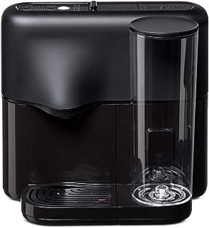 AVOURY One Teemaschine: Tee-Kapselmaschine, inklusive Wasserfilter und 8 Bio-Teesorten in Kapseln, Farbe: Pure Black