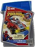 Mega Bloks Marvel Build Vehicle - Spider-Man Racer (91236) Very Rare
