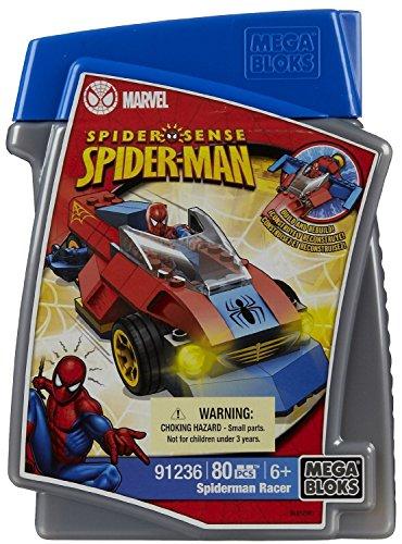 Mega Bloks Marvel Build Vehicle: Spider
