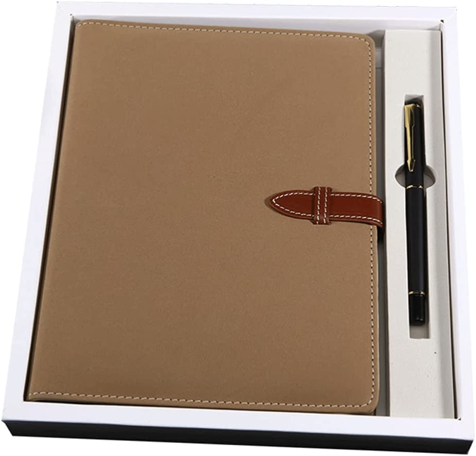 Leather Diary snap Notebook-A5 Latest item Horizontal Sales Grain In 5.6X8.1
