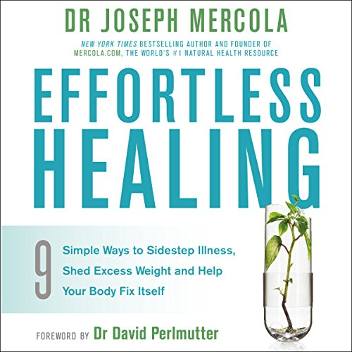 Page de couverture de Effortless Healing