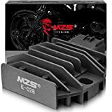 MZS ATV Regulator Voltage Rectifier Compatible with Grizzly Bear Tracker Big Bear Bruin Raptor Warrior Wolverine Kodiak 125 250 300 350 400 450 600 660 TRX250 TRX400 LT-R450 RMX450