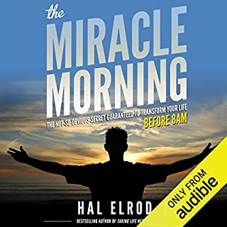 The Miracle Morning cover art