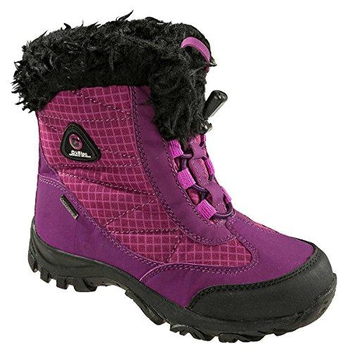 Killtec Chim Kinder Winterstiefel Stiefel Boots, pink, Gr. 39, 40 (EU 39)