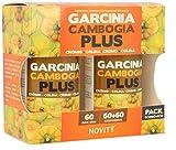 DietMed DM90032 Garcinia Cambogia Plus Novity 60+60, 120 Unidades, 140 g