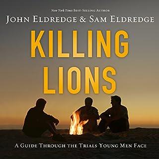 Killing Lions audiobook cover art