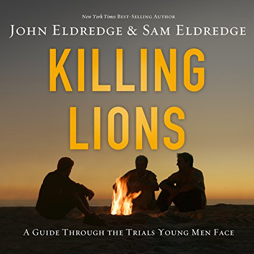 Killing Lions audiobook cover art