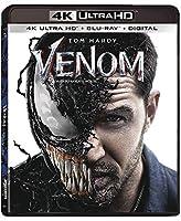 ヴェノム-4KUHD / Blu-ray +デジタルコンボパック(バイリンガル)