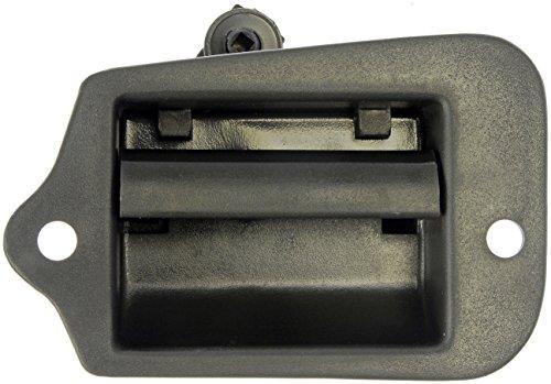 Dorman 74300 Rear Driver Side Exterior Door Handle for Select Chevrolet / GMC Models, Black