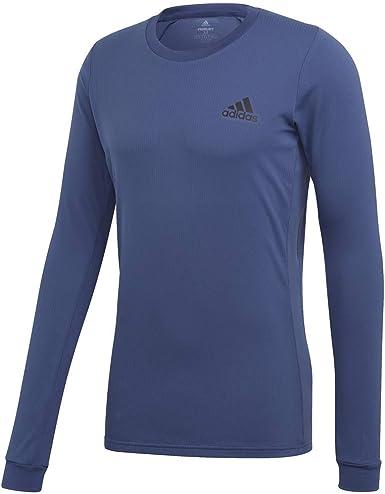 adidas Heat.rdy Long Sleeve tee Camisa Hombre