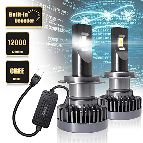 LC6H11 LED Headlight Conversion Kit - LASFIT