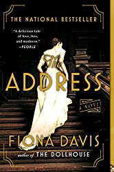 The Address by Fiona Davis book cover