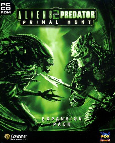 Aliens vs Predator 2 - Primal Hunt Add-On