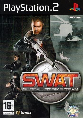 SWAT: Global Strike Team (PS2) by Sierra UK