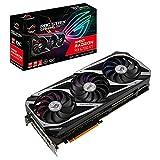 ASUS ROG Strix AMD Radeon RX 6700 XT OC Edition - Tarjeta gráfica Gaming (AMD RDNA 2, PCIe 4.0, 12 GB GDDR6, HDMI 2.1, DisplayPort 1.4a, Ventiladores Axial-Tech, 2.9-Slot, Super Alloy Power II)