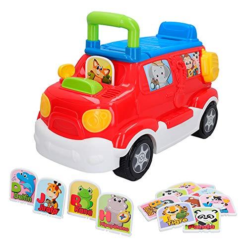 winfun Correpasillos camión con luces y sonidos Safari (46335)