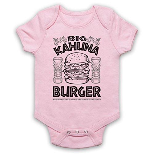 Mi icono Arte & Ropa Ficción Big Kahuna Burger Quentin Film Baby Grow