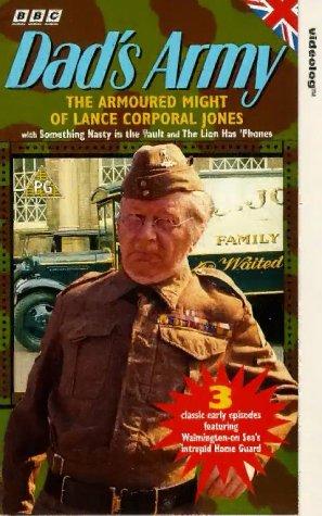 Preisvergleich Produktbild Dad's Army - Armoured Might Of Lance [VHS] [UK Import]