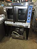 Bakers Pride Cyclone GDCO-G1 Full Size Single Gas Convection Oven, 39 x 39 x 63 3/8 inch -- 1 each.