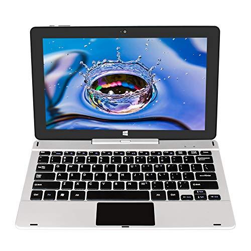 Jumper EZpad 6s Pro 2 in1-Laptop Touchscreen 11,6 Zoll Full-HD schmale Einfassung Intel Atom E3950 1.1 GHz-Quad-Core-Prozessor 6GB RAM 128GB eMMC Windows 10 Unterstützung 256GB TF Karte erweiterung