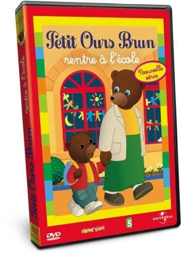 Petit Ours Brun - Vol.2 : Petit Ours Brun rentre à l'école