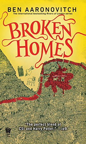Broken Homes (PC Peter Grant Book 4)
