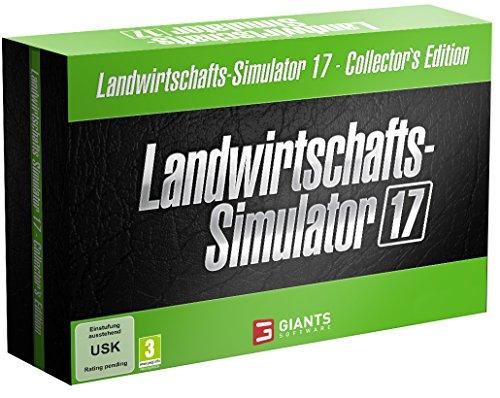 Landwirtschafts-Simulator 17 - Collector's Edition PC