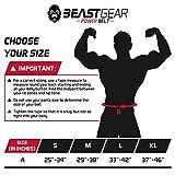 Zoom IMG-2 beast gear powerbelt cintura da
