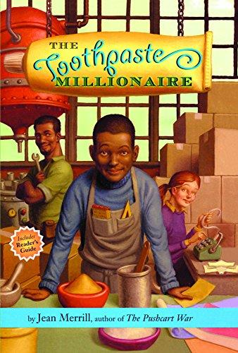 The Toothpaste Millionaire (Turtleback School & Library Binding Edition)