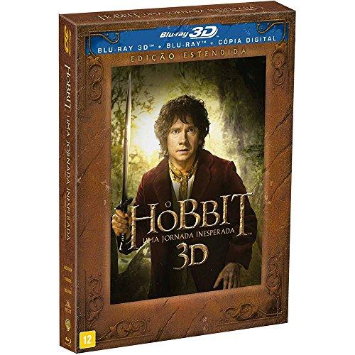 Hobbit O Parte 1 Estendido [Blu-ray]