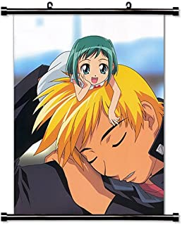 Midori日Midori No Hibiアニメファブリック壁スクロールポスター[ WP ] ( 16x 21)インチ。
