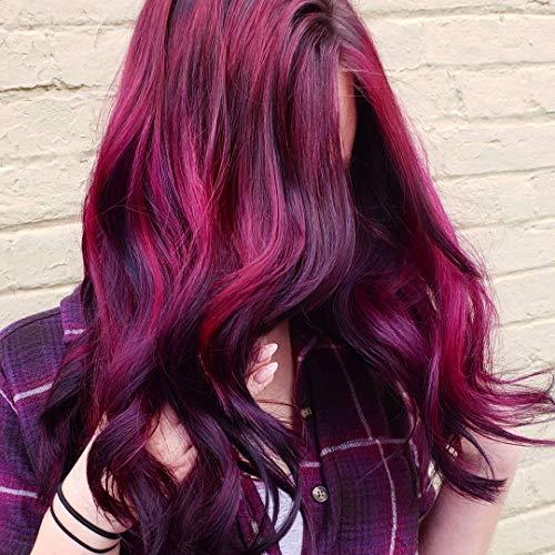 ARCTIC FOX Vegan and Cruelty-Free Semi-Permanent Hair Color Dye (8 Fl Oz, RITUAL)