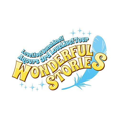 Love Live! Sunshine !! Aqours 3rd LoveLive! Tour ~ WONDERFUL STORIES ~ Blu-ray Memorial BOX (Limited production only) (no bonus) JAPANESE EDITION