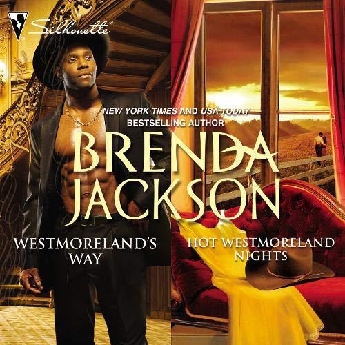 Westmoreland's Way & Hot Westmoreland Nights Audiobook By Brenda Jackson cover art